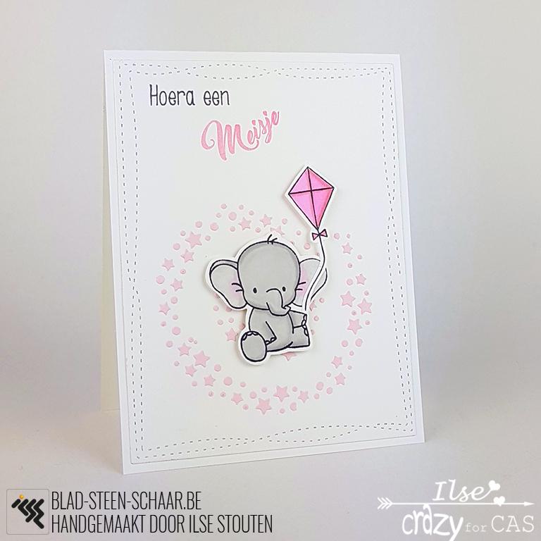 Stouten | MFT Adorable Elephants | blad-steen-schaar.be