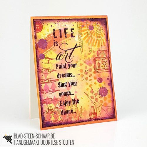 Stouten | SU Crafting Forever | blad-steen-schaar.be